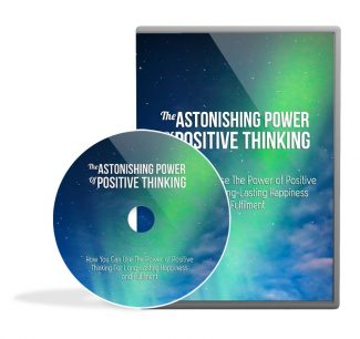 Astonishing Power Of Positive Thinking Video Upgrade MRR Video With Audio