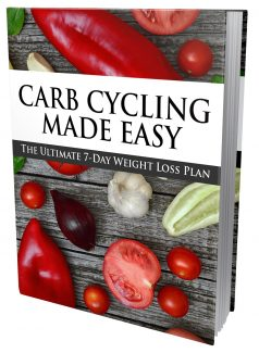 Carb Cycling Made Easy MRR Ebook