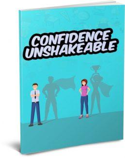 Confidence Unshakeable PLR Ebook