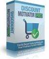 Discount Motivator Pro MRR Software
