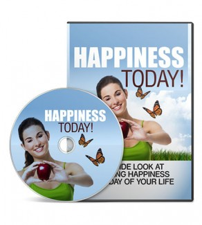 Happiness Today MRR Ebook With Audio