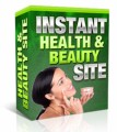 Instant Health And Beauty Site MRR Software