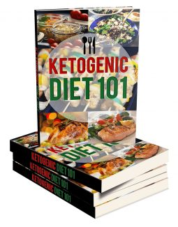 Ketogenic Diet 101 MRR Ebook