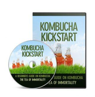 Kombucha Kickstart Video Upgrade MRR Video With Audio