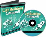 List Building Catapult PLR Video With Audio