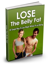 Lose The Belly Fat Give Away Rights Ebook