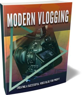 Modern Vlogging MRR Ebook