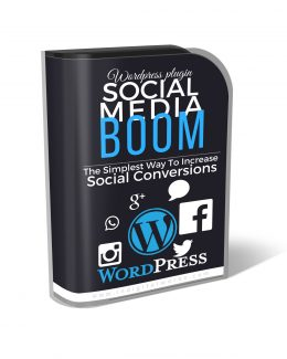 Social Media Boom Resale Rights Software
