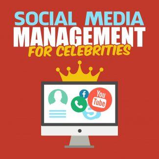 Social Media Management For Celebrities MRR Audio
