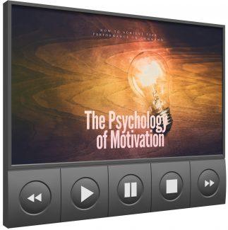 The Psychology Of Motivation Video Upgrade MRR Video