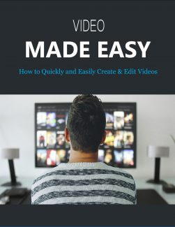 Video Production Made Easy PLR Ebook