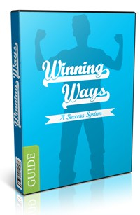 Winning Ways Success System Personal Use Ebook With Audio & Video