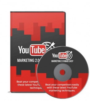 Youtube Marketing 20 Made Easy Video Upgrade Personal Use Video