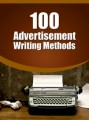 100 Advertisement Writing Methods Give Away Rights Ebook
