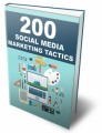 200 Social Media Marketing Tactics MRR Ebook