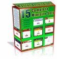 15 Complete Minisite Sets Mrr Template