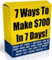 700 In 7 Days MRR Ebook