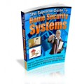 Home Security Systems PLR Ebook