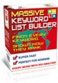 Massive Keyword List Builder MRR Software