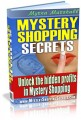 Mystery Shopping Secrets MRR Ebook