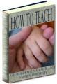How To Teach PLR Ebook