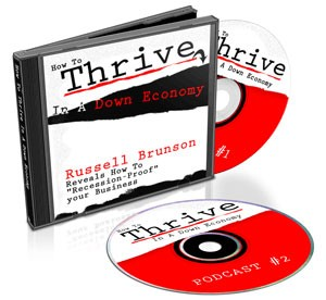 How To Thrive In A Down Economy Mrr Audio