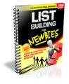 List Building For Newbies PLR Ebook