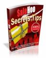 Salehoo Secrets And Tips Mrr Ebook