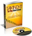 Taking It To The Next Level Plr Ebook With Audio