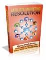 Affiliate Marketing Resolution Mrr Ebook