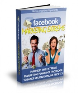 Facebook Marketing Extreme Mrr Ebook With Video