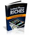 Instant Phone Riches Mrr Ebook