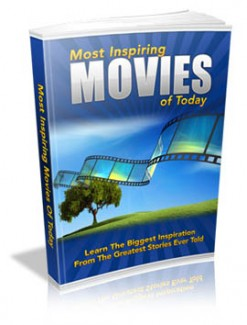 Most Inspiring Movies Of Today MRR Ebook