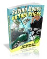 Saving Money On Fuel Prices MRR Ebook
