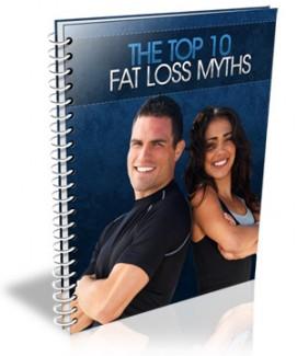 Top 10 Fat Loss Myths PLR Ebook
