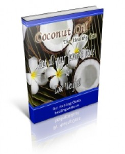 Coconut Oil The Healthy Fat Plr Ebook