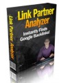 Link Partner Analyzer Personal Use Software