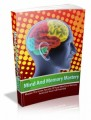 Mind And Memory Mastery Mrr Ebook