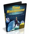 Time Management For The Entrepreneur Mrr Ebook With ...