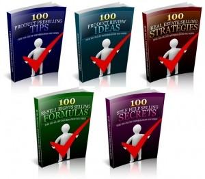 5 PLR EBooks Package V14 Plr Ebook