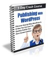 Publishing With WordPress Plr Autoresponder Messages