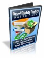 Resell Rights Profits Master Class Mrr Video With Audio