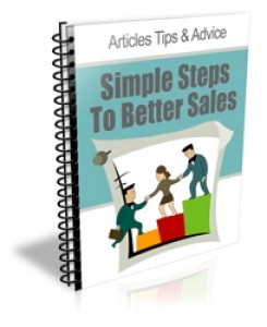 Simple Steps To Better Sales Plr Autoresponder Messages