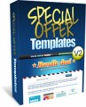 Special Offer Templates V2 Personal Use Template With Video