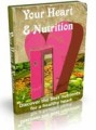 Your Heart And Nutrition Plr Ebook