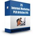 25 Internet Marketing Plr Articles Version 15 PLR Article
