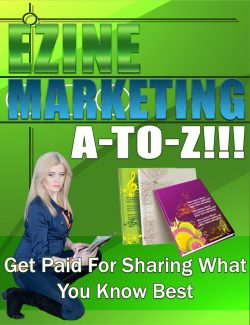 Email Marketing A To Z PLR Ebook