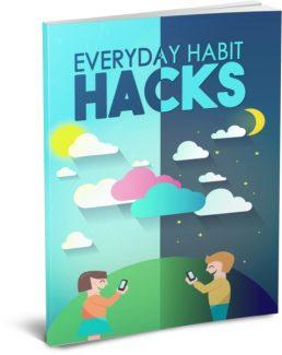 Everyday Habit Hacks PLR Ebook