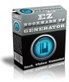 Ez Bookmark Us Generator MRR Software With Video