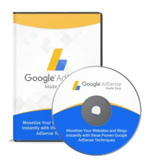 Google Adsense Made Easy Video Upgrade Personal Use Video With Audio